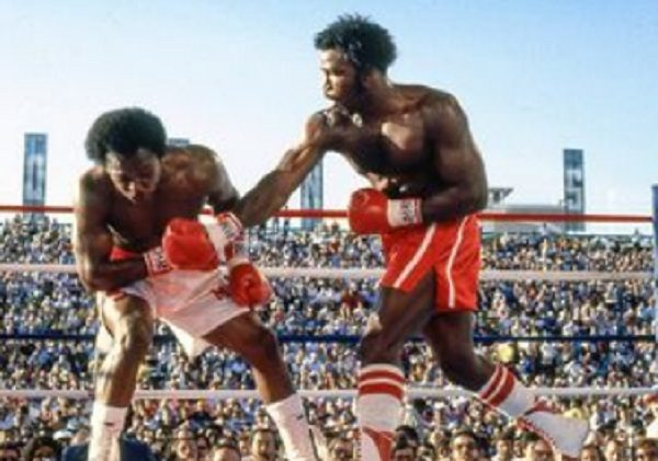 Michael Dokes VS Mike Weaver