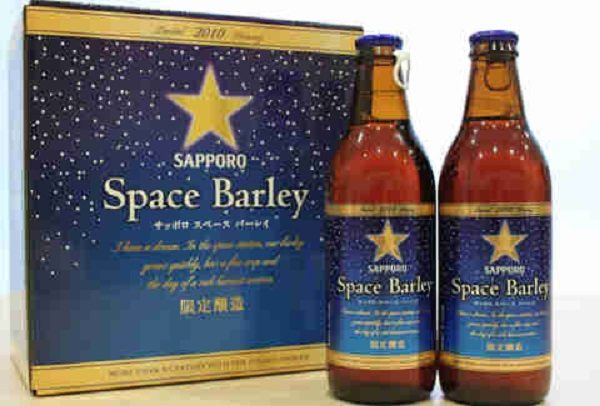 Sapporo Space Barley 9