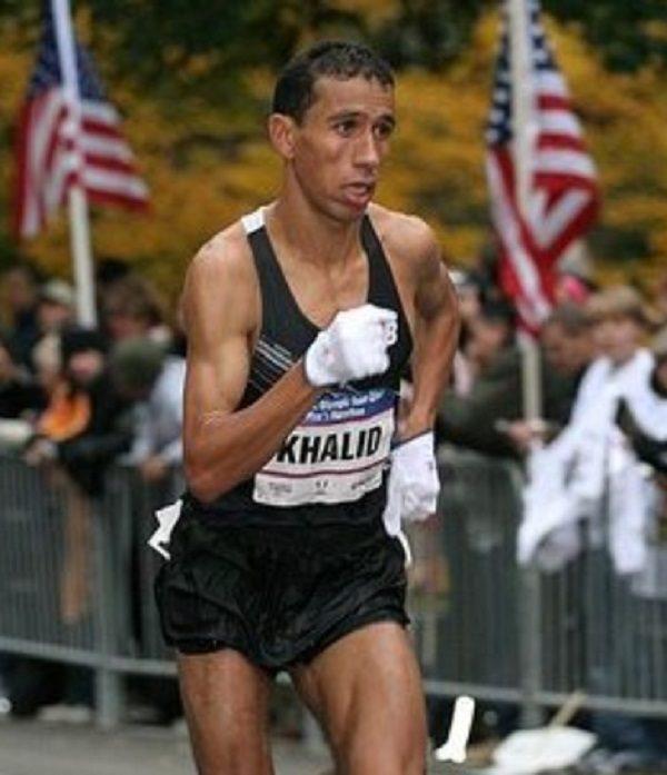 Khalid Khannouchi, United States
