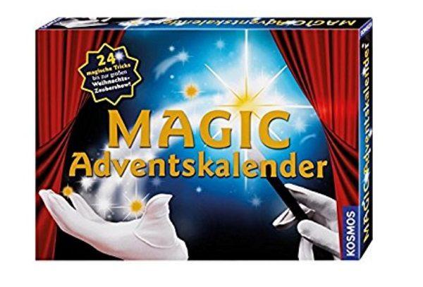 Magic Trick Advent Calendar