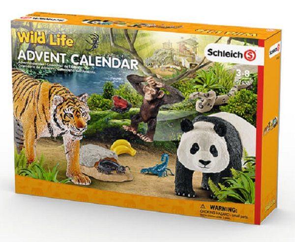Schleich Wildlife Advent Calendar