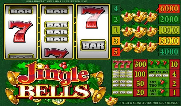 Jingle Bells - Slot Game