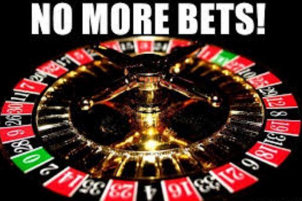 No More Bets