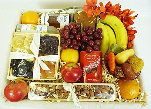 Luxury Fruit & Nut Hamper