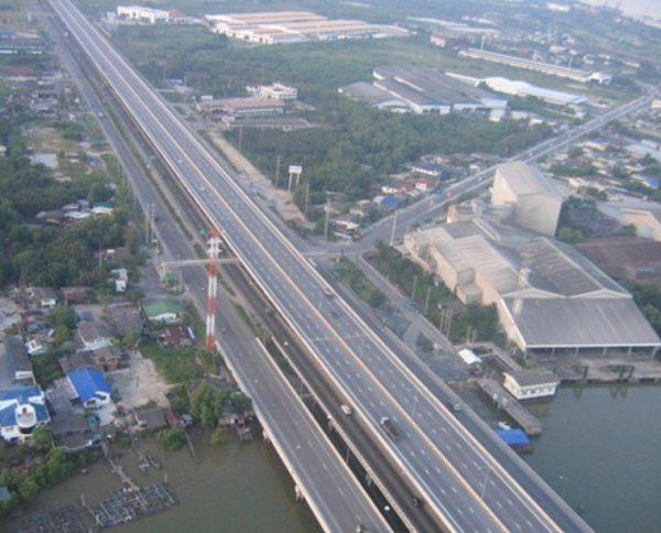 Bang Na Expressway, Thailand