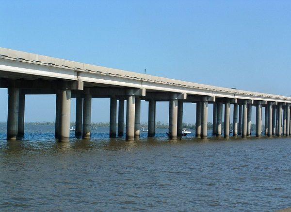 Manchac Swamp Bridge, United States