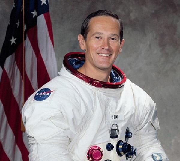 Charles M. Duke