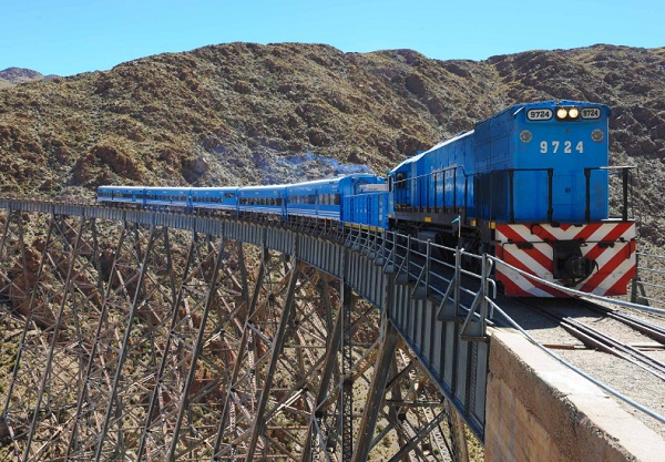 Argentina Railways