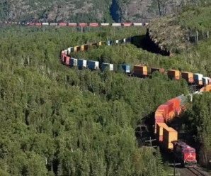 The Top 10 Longest Railway Networks in the World