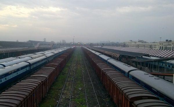Gorakhpur railway station,