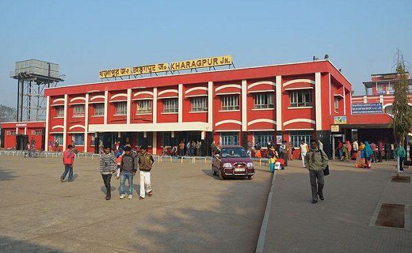 Kharagpur Railway Junction Station