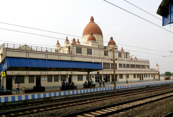 Bilaspur railway station