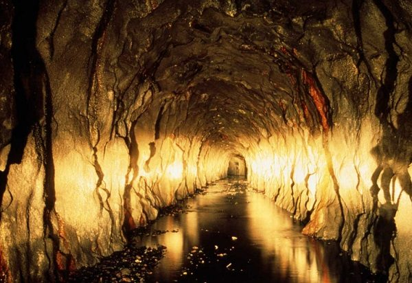Bolmen Water Tunnel, Sweden