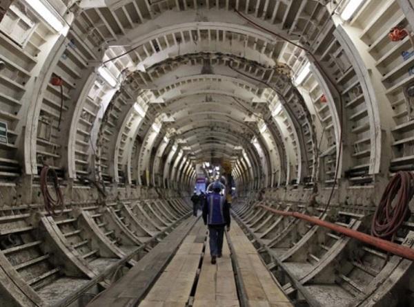 Tunel Emisor Oriente, Mexico