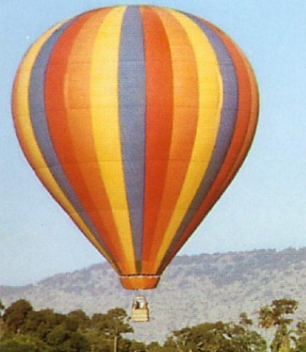 Safaris Balloon