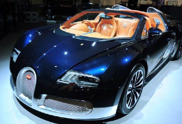 Limited Edition Bugatti Veyron