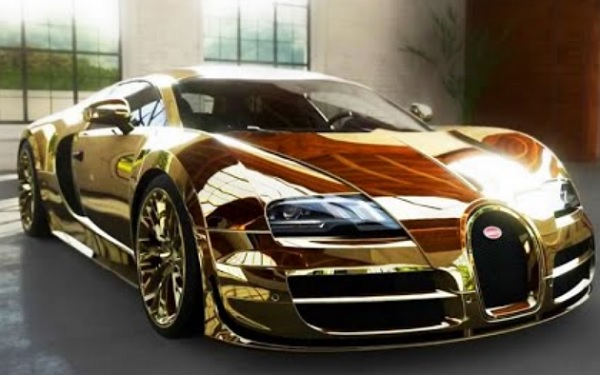 Top 10 Most Expensive Luxurious Automobiles