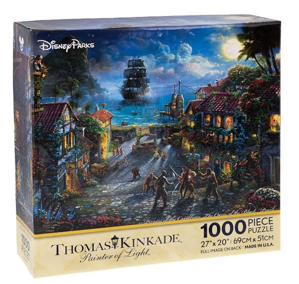 Pirates of the Caribbean Jigsaw Puzzle