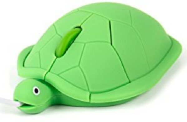 Turtle Laptop or PC Mouse