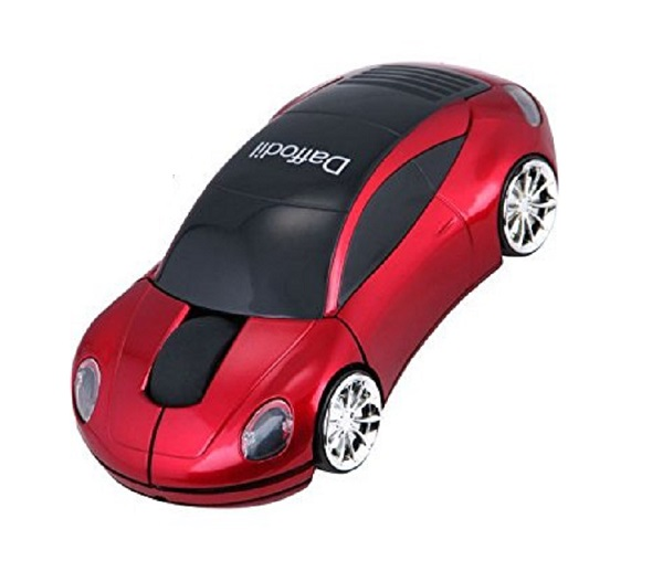 Sports Car Laptop or PC Mouse