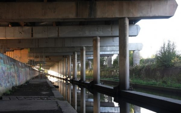 The Bromford Viaduct
