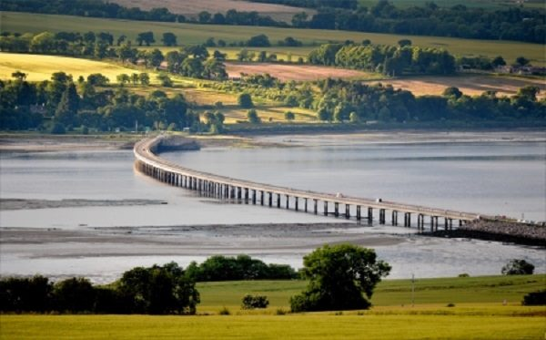 Cromarty Bridge