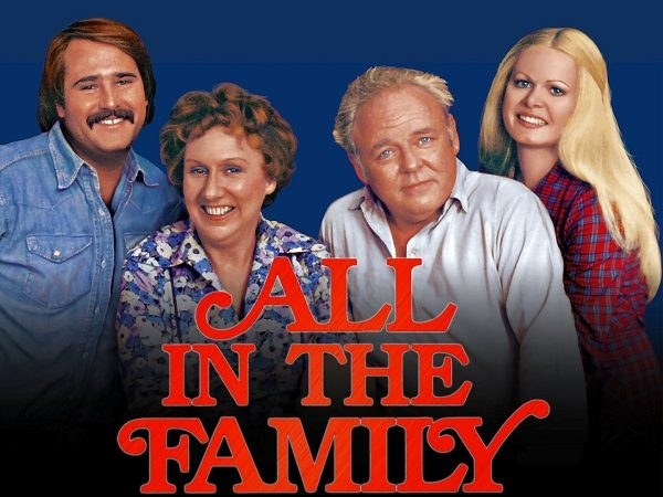 All In The Family (TV series)