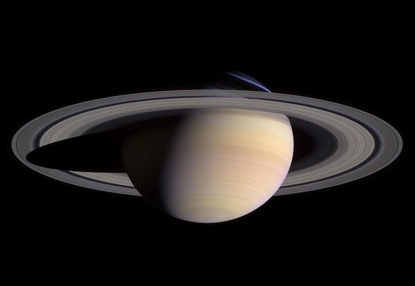 Saturn - Estimated Radius: 58,232 km