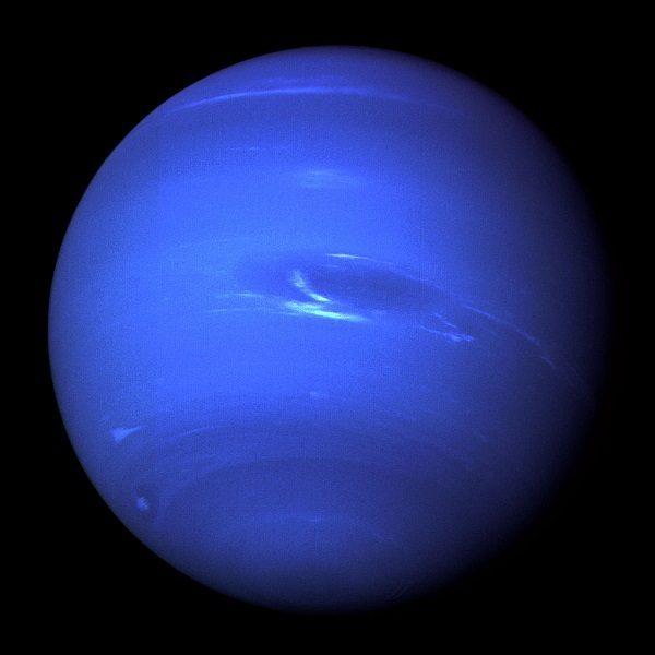 Neptune - Estimated Radius: 24,622 km