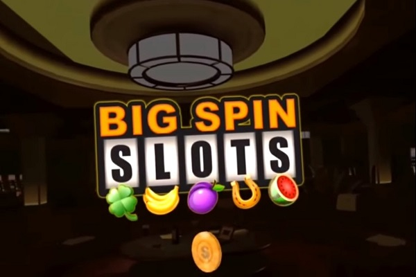 BIG SPIN SLOTS on Gear VR