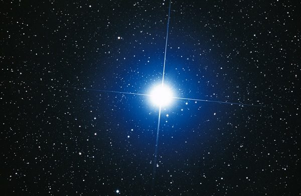 The Top 10 Brightest Stars as Seen From Earth