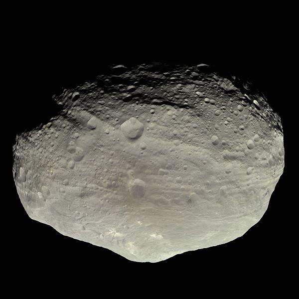Vesta Exceptional Asteroid