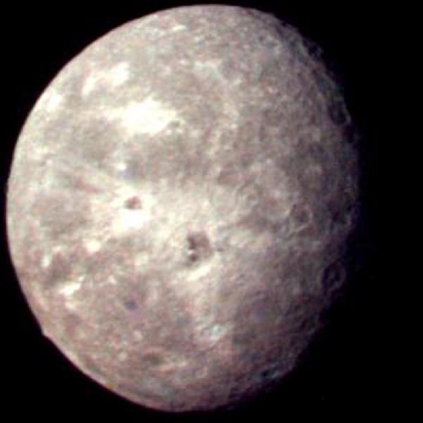 Oberon, Uranus