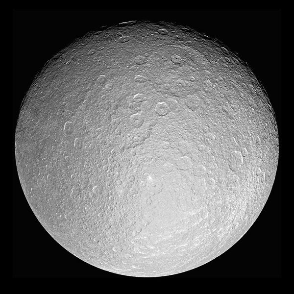 Rhea, Saturn