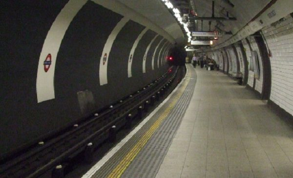 Piccadilly line (Hounslow Central to Heathrow Terminal 5)