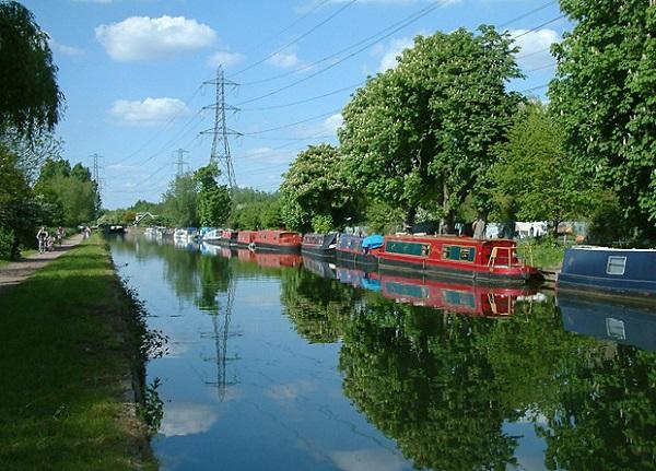 River Lee Navigation, Hertford