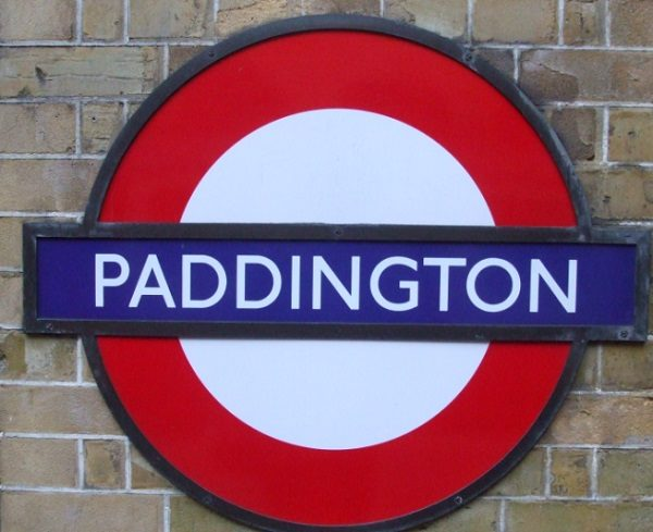 Paddington Tube Station