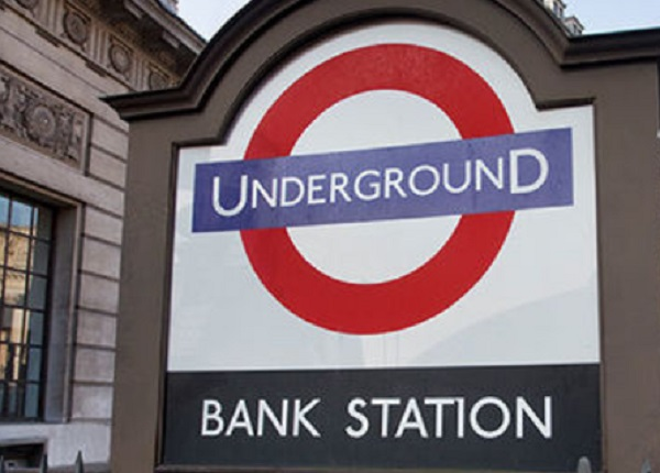 Bank & Monument Tube Station