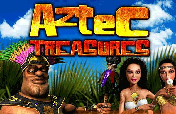 Play Aztec Treasure With Bitcoin