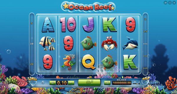 Play Now: Ocean Reef