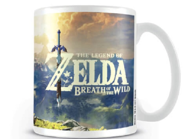 Legend of Zelda: Breath of the Wild Coffee Mug