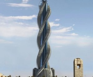Ten of the Worlds Tallest Twisted Buildings and Where to Find Them