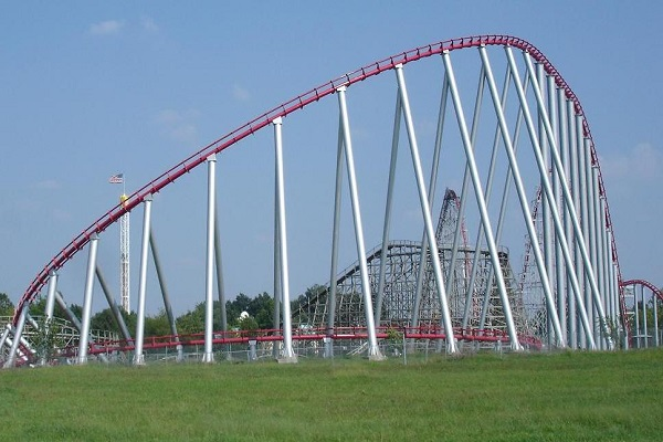 Mamba in Worlds of Fun, United States