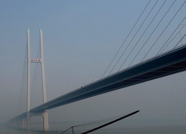 Jingyue Bridge in China