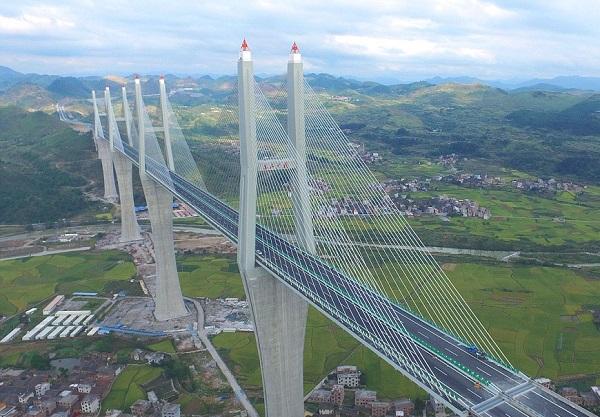 Chishi Bridge in China