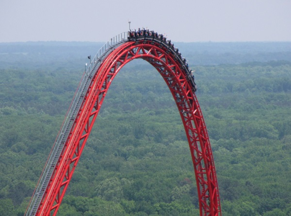 Intimidator 305 in Kings Dominion, United States