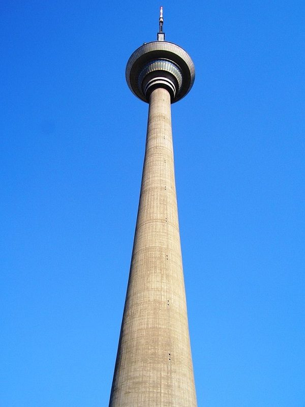 Tianjin Radio and Television Tower in China