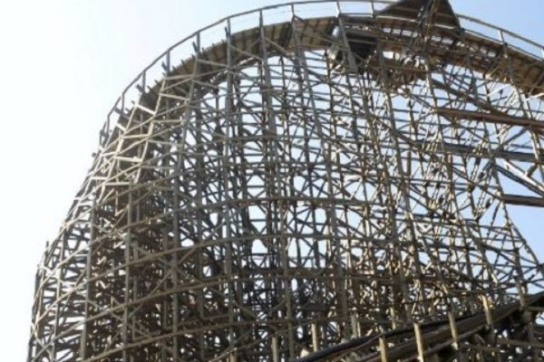 The Top 10 Tallest Wooden Roller Coasters in the World