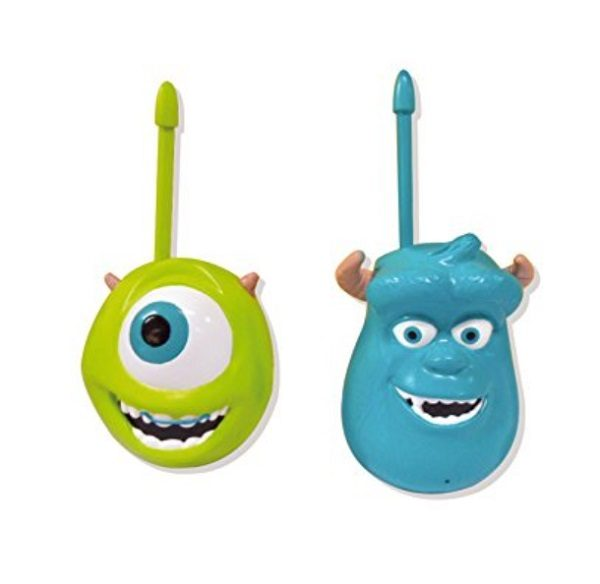 Monster University Mike and sully Walkie Talkies