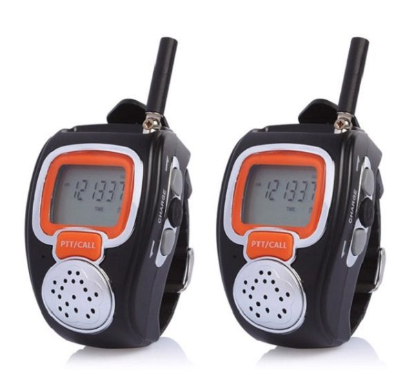 Wristwatch Style Walkie Talkies